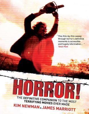 Horror! By Newman, Kim/ Marriott, James